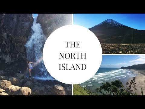 Ultimate North Island New Zealand Travel Guide