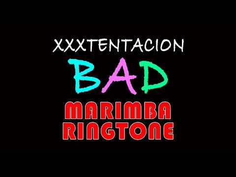 Bad - XXXTENTACION (Marimba Remix)