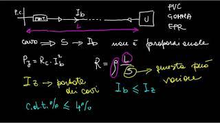 A4 - Determinazione della sezione di un cavo elettrico screenshot 2