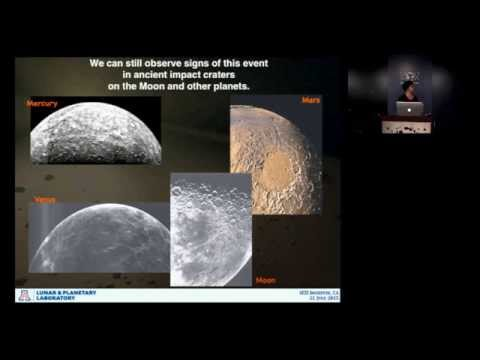 Pluto, the Kuiper belt and the early history of the solar system -  Renu Malhotra (SETI Talks)