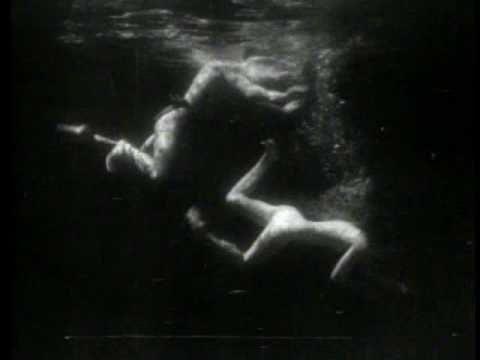 Tarzan and His Mate - River Scene