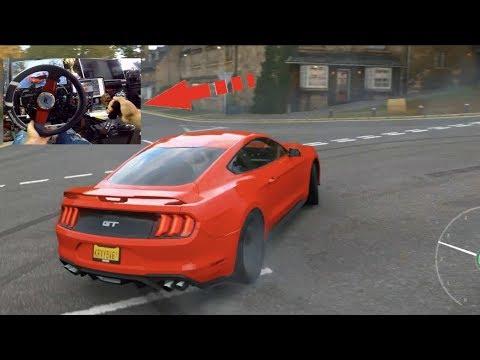 Forza Horizon 4 LP EP11- FANATEC HANDBRAKE WORKS 100%!!  | SLAPTrain