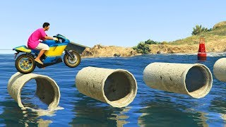 SUPER MEGA ULTRA FINAL EPICO!!! - CARRERA GTA V ONLINE - GTA 5 ONLINE