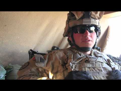 Best and Worst Days in an Infantry Guard Tower in Afghanistan