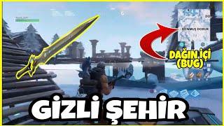 Staffel 7 - Secret City Exploration New Bug - Fortnite Deutsch