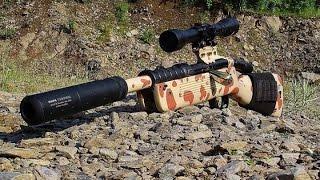 Tech Time Episode 2: Hitman Paintball Sniper Rifle Bolt Action Deconstruction