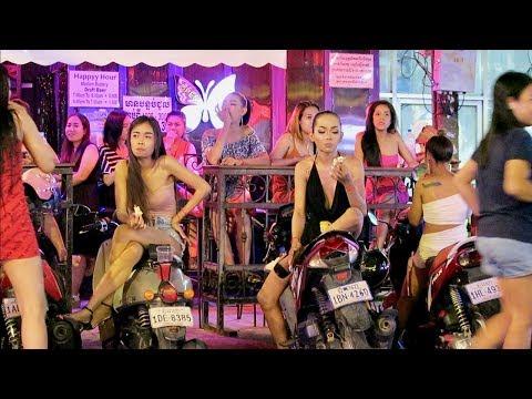 Cambodia Nightlife - Vlog 367