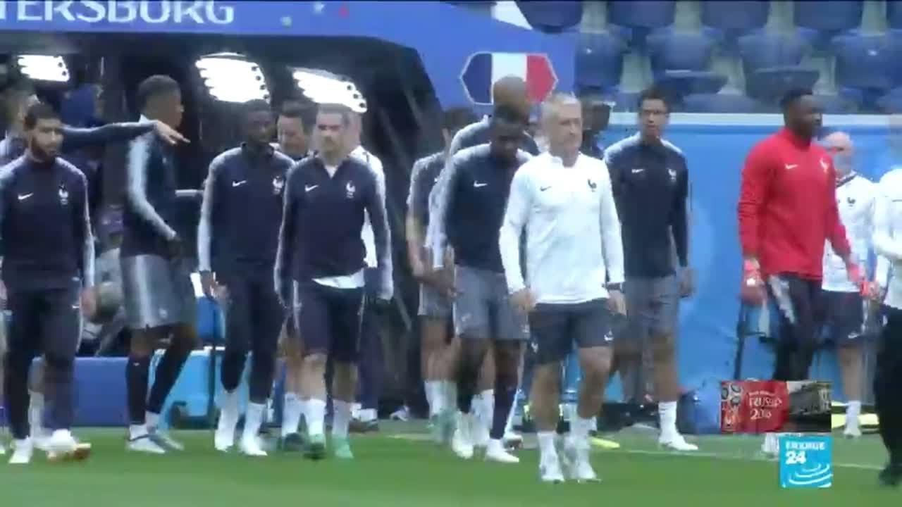 8еме Finale Coupe Du Monde 2018