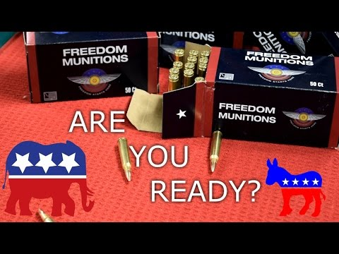 Are you Ready for the 2016 Election?