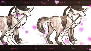 💟🐩🌺 Anime wolves -  Shape of you ( ED Sheeran) 💟 {HAPPY MOTHER ' S DAY} 💟