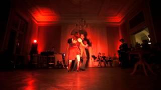 Mickey & Kelly Performance @ Balboa Castle Camp 2013 (Steampunk night)