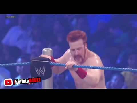 WWE Rey Mysterio and Sheamus Vs  Alberto Del Rio and Dolph Ziggler   Smackdown July 20, 2012 HD thumbnail
