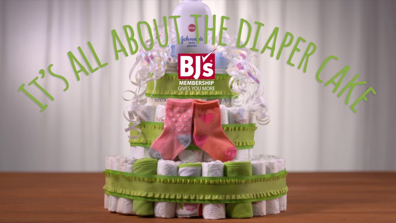 Diaper Cake   Baby Shower Memories   YouTube