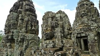 Cambodian Lost City Revealed With Laser Technology