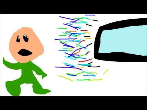 Super minecraft kid animated 1