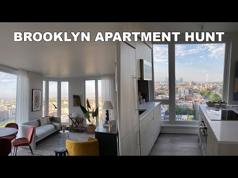 APARTMENT HUNTING IN BROOKLYN | Williamsburg