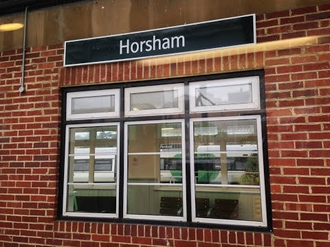 Full Journey on Southern from London Bridge to Horsham