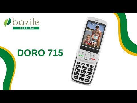 Doro 715 présenté par Bazile Telecom