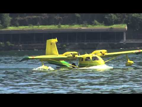 STOL Aircraft UC-1 Twin Bee