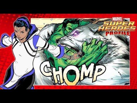 [SHP] 108 Snowguard ฮีโร่คนล่าสุดของ Marvel!!