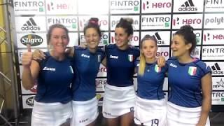 #HWL2017: Italia-Scozia 2-1, le parole del post partita