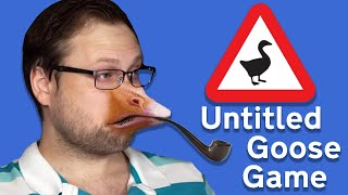 ВАЖНЫЙ ГУСЬ ► Untitled Goose Game #3