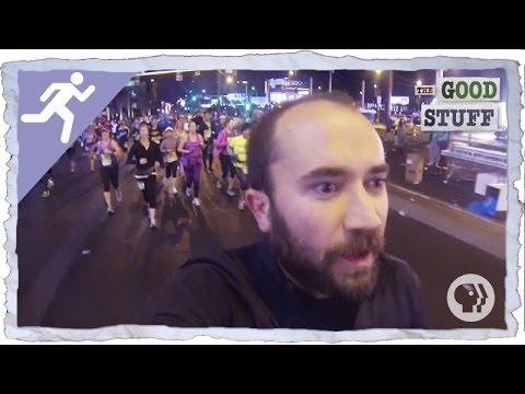 How Hard is it to Run a Marathon?