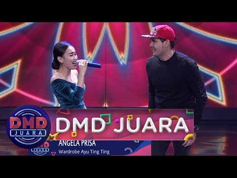 Penampilan Pasangan Ketiga Beniqno & Ayu [BUNGA & KUMBANG] - DMD Juara (15/10)