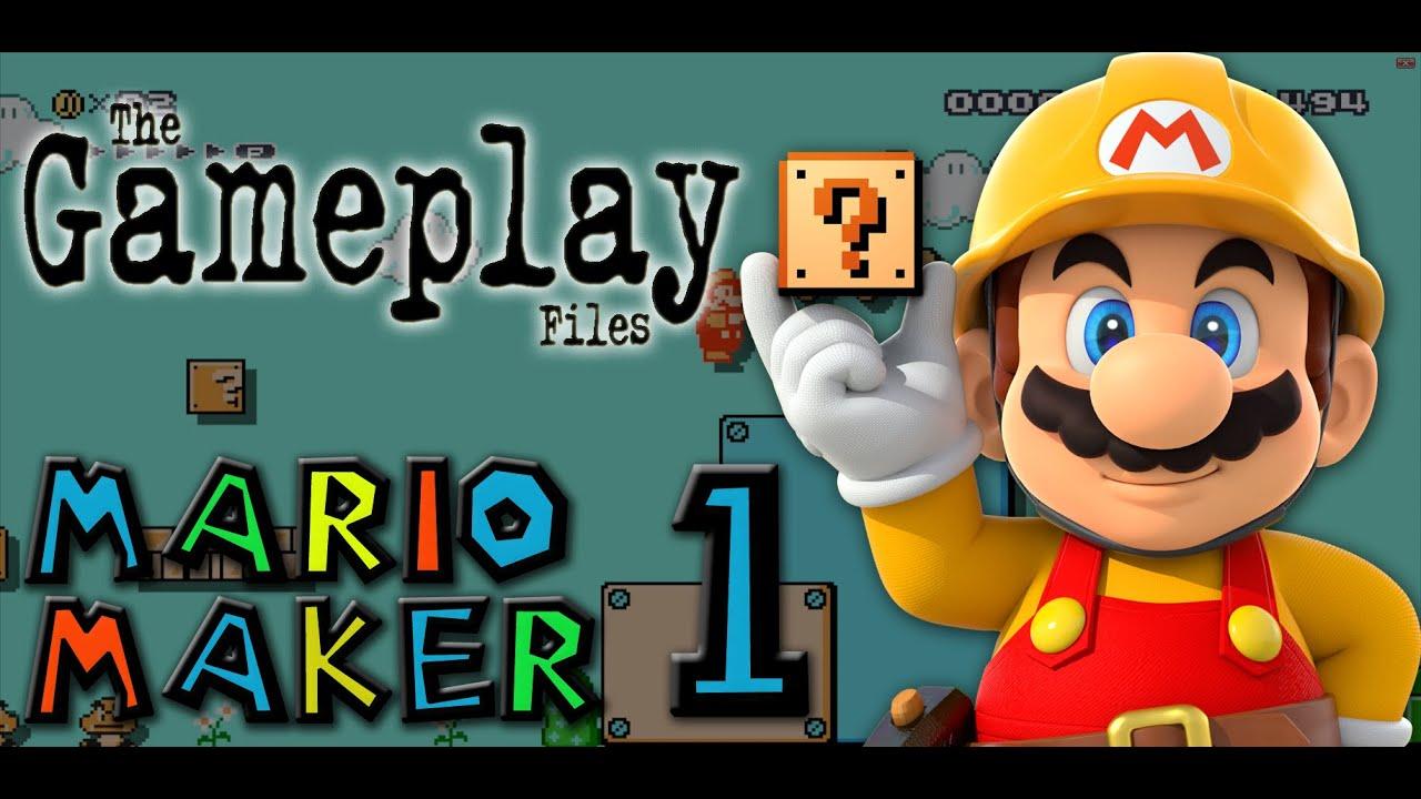 Mario Maker Files
