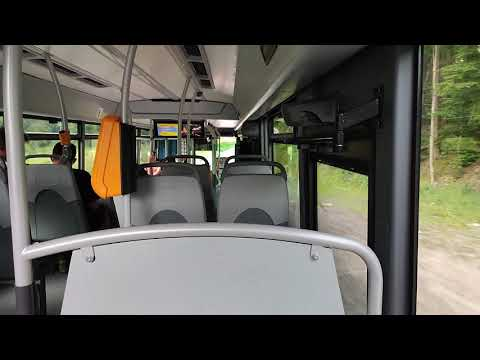 Jízda autobusem Iveco