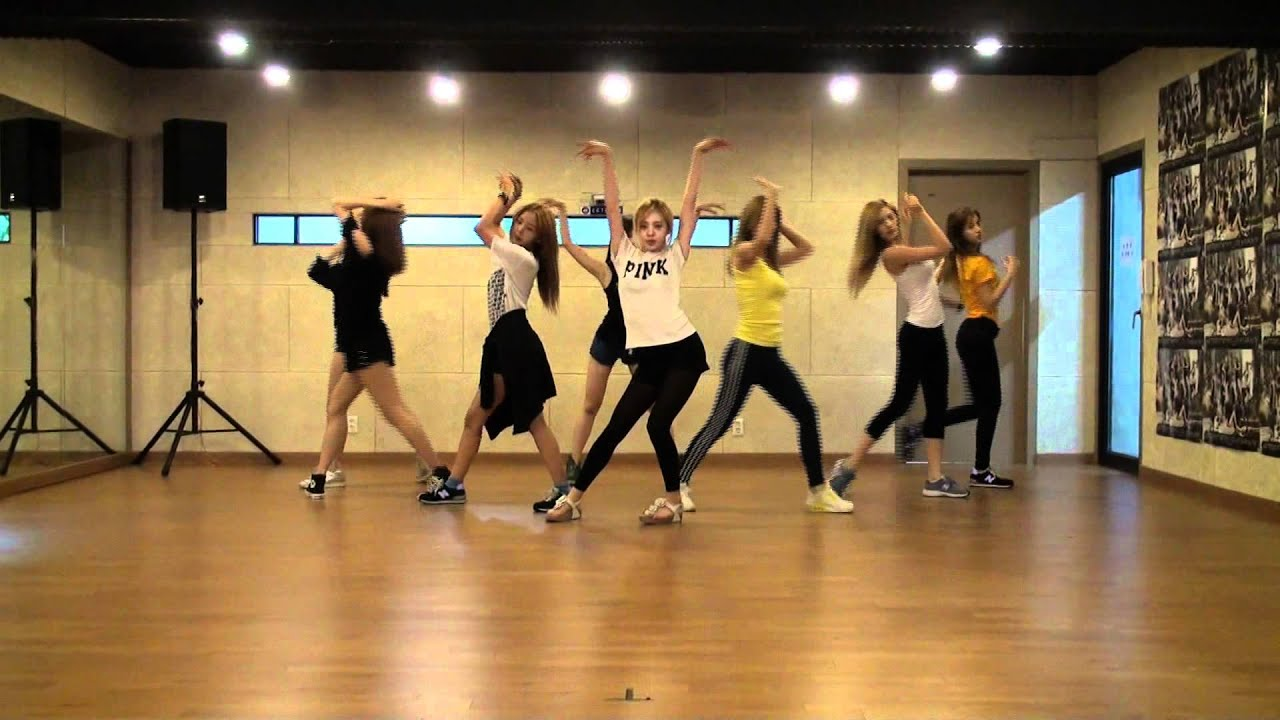 Etc Afterschool Flashback Dance Practice Ver Youtube