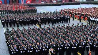 Военный парад.67-я годовщина Победы в ВОВ.09.05.12