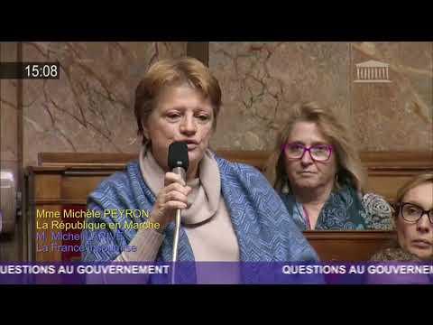 QAG Michèle Peyron 291117