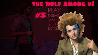 Bigbad Bigby The Rap Masta - The Wolf Among Us - Episode 1 Chapter 3 Mirror Mirror & Choices