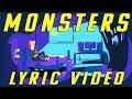 MattyBRaps - Monsters (Lyric Video)