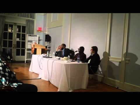 50 Years: Amnesty International & Human Rights Advocacy December 8, 2011 Pt. 1