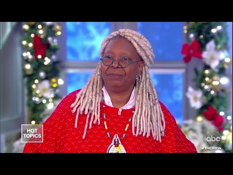 Whoopi Goldberg and Meghan McCain Address Heated Comments |