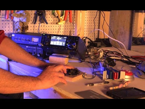 IC-7300 VS K3S Weak Signal CW Comparison | FunnyCat TV