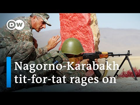 Nagorno-Karabakh: Tit-for-tat Between Armenia And Azerbaijan Rages On | DW News