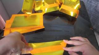 Repeat youtube video Folding Joss Paper