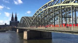 20151121_ケルン_(3)_ホーエンツォレルン橋から観るケルン大聖堂
