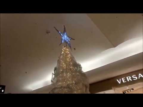 2017 Christmas Tree at Plaza Indonesia Thamrin Jakarta Indonesia