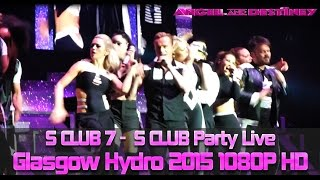 s club 7 s club party full song 2015 bring it all back tour 1080p