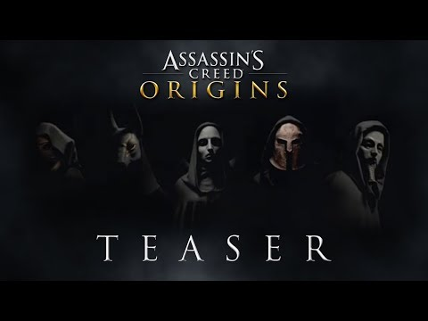Assassin's Creed Origins - The Order of the Ancients | Teaser Trailer