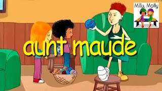 Milly Molly | Aunt Maude | S1E2