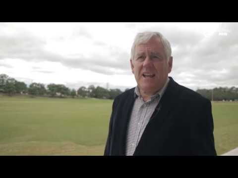 Football NSW Package: Gannons Park Upgrade 2020