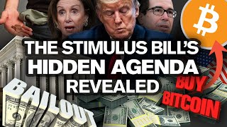 BREAKING! The Scary Truth of the Stimulus Bailout!!