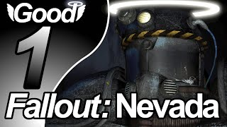 Fallout of Nevada mod for Fallout 2 - First time streaming - 4/16/2019