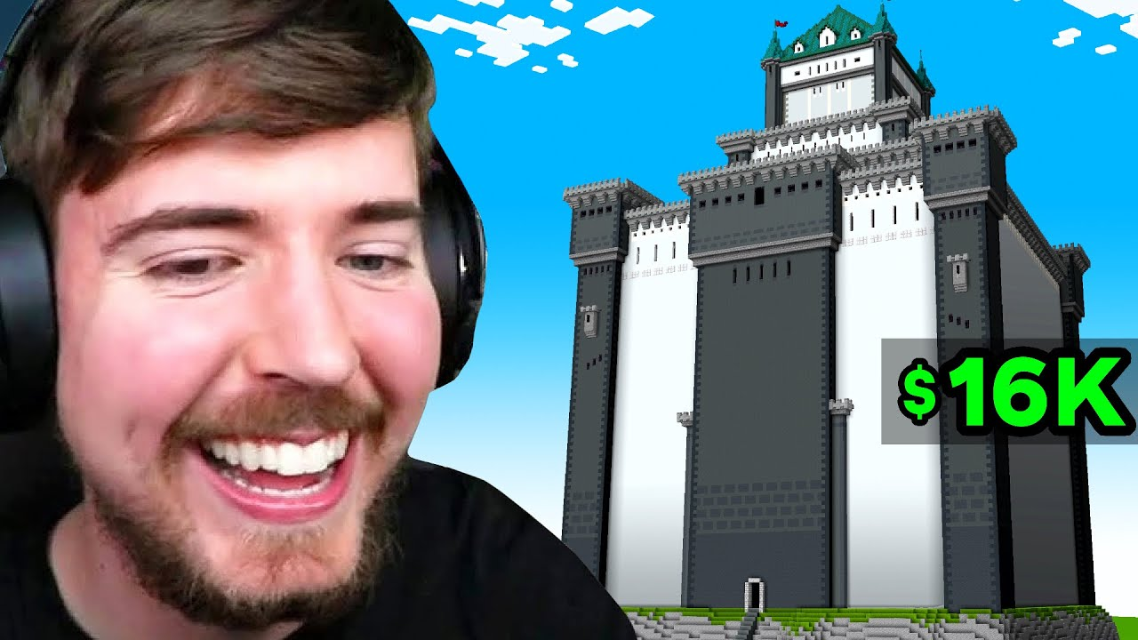 Download $2 VS $16,000 Minecraft House!