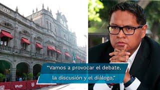 Leobardo Rodríguez Juárez, quien fuera secretario de Administración y vocero de la campaña de la presidenta municipal de Puebla, Claudia Rivera Vivanco,  encabeza ahora el proceso de entrega–recepción.  www.eluniversalpuebla.com.mx